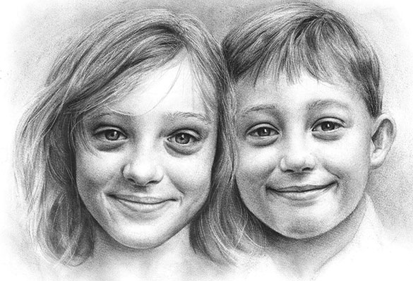 Art Commission - Commission a custom portrait or illustration
